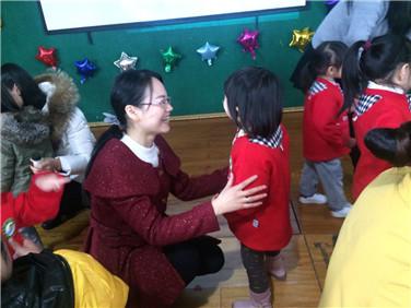 慈溪贝盈艺术幼儿园托小班年段活动——真情你我,快乐成长