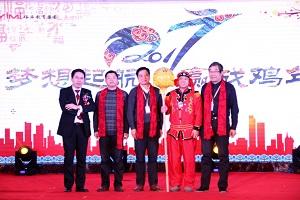 磨砺聚变,同心同行――依米教育集团2016年度表彰会